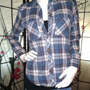 Disorderly Conduct Closet... Flannel